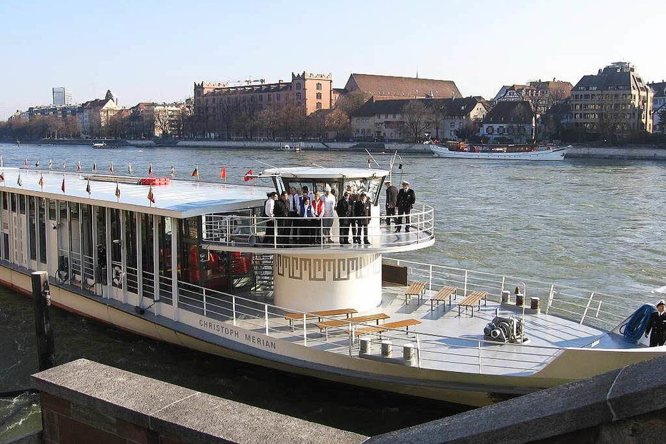 Schifflände - Basel