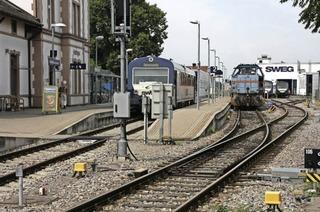 Ausbau und Bahnbetrieb im Blick