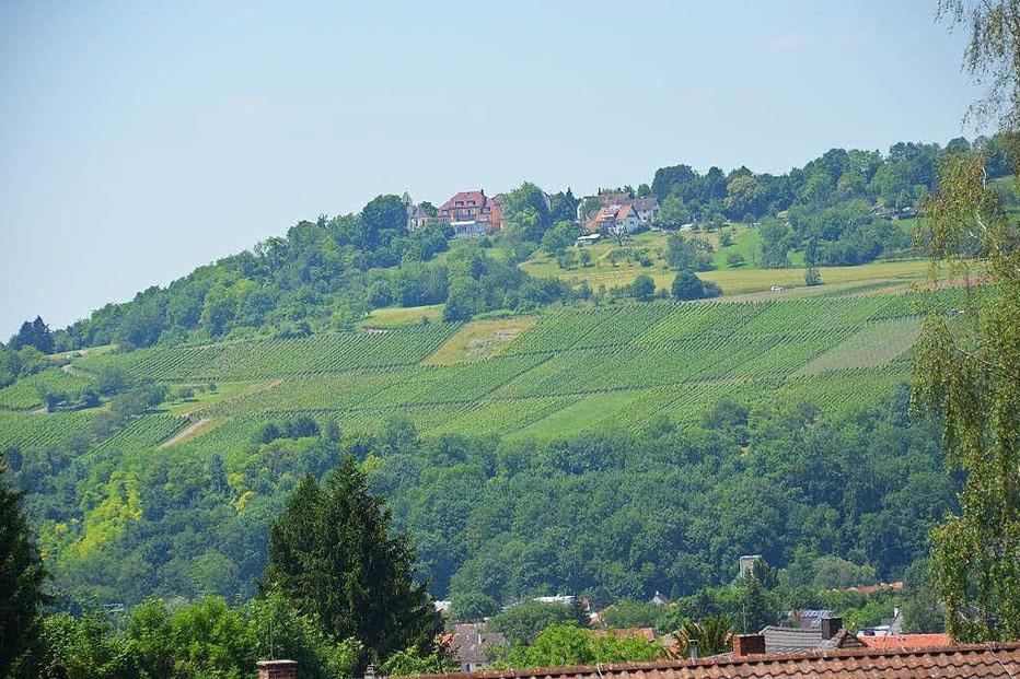 T�llinger Berg - Weil am Rhein