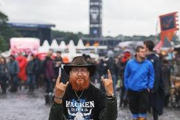 Fotos: Wacken 2015 – Heavy-Metal-Fans in Aktion