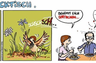 Lucy Backfisch: Wurmspaghetti? Spaghettiwurm?