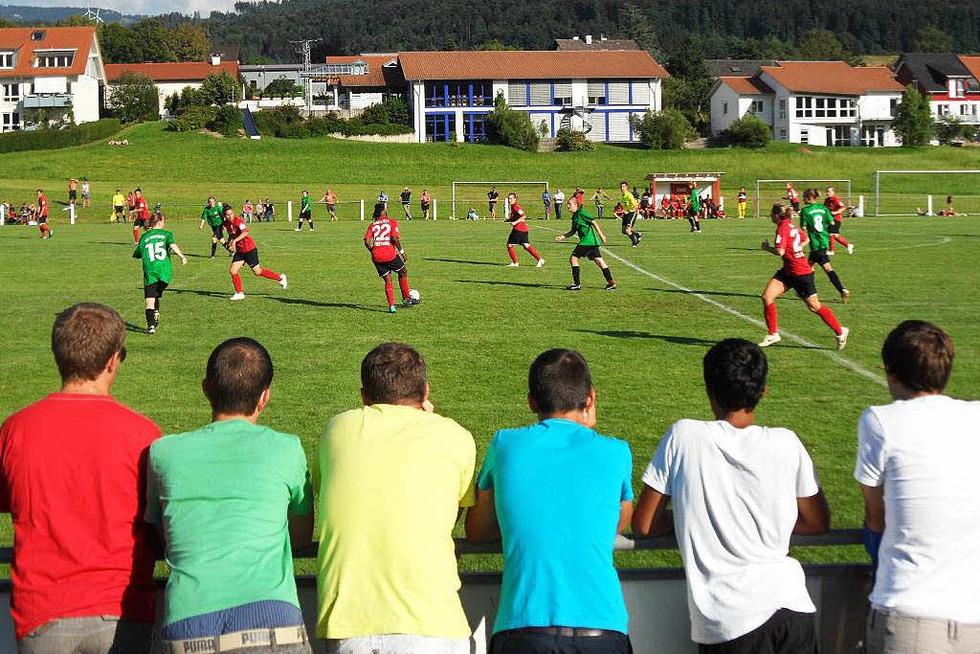 Burgblickstadion - Wittnau