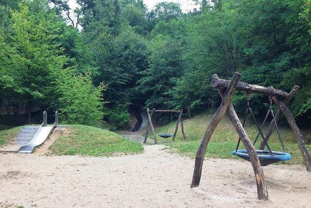 Spielplatz Sternwaldwiese