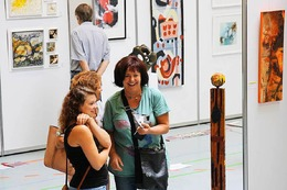 Fotos: 5. Internationale Kunsttage in Endingen