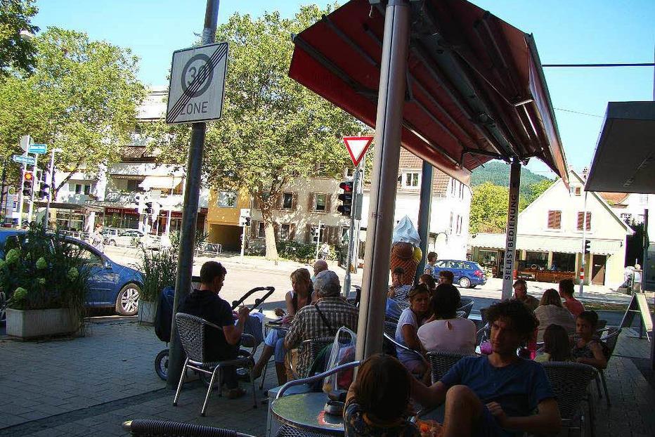 Eis Cafe Nart - Freiburg