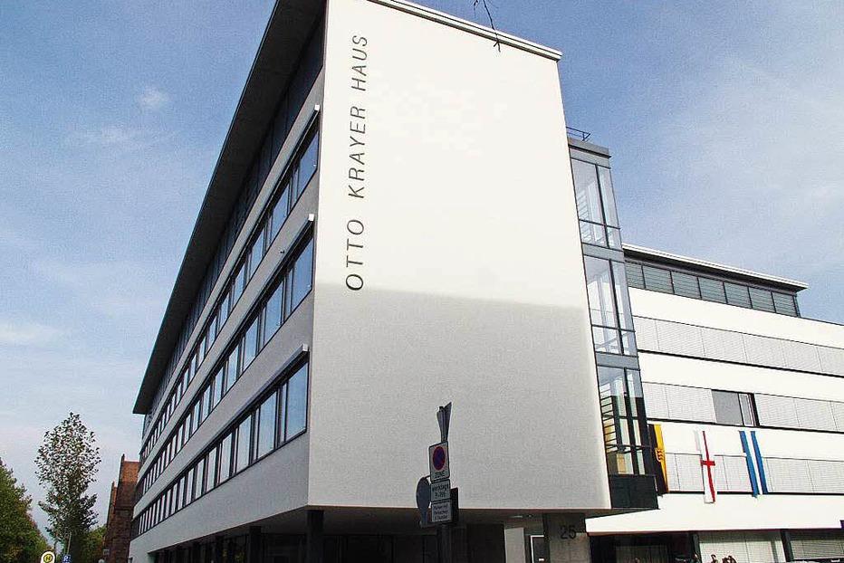Otto-Krayer-Haus - Freiburg