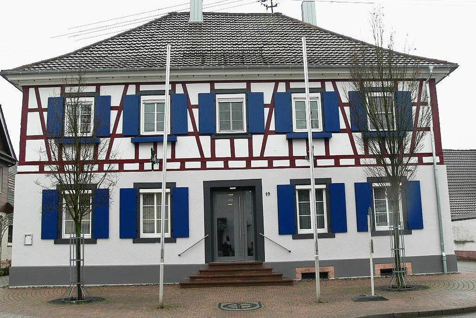 Rathaus Dundenheim - Neuried