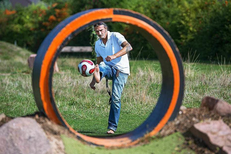 Soccerpark Fußballgolf (Dundenheim) - Neuried