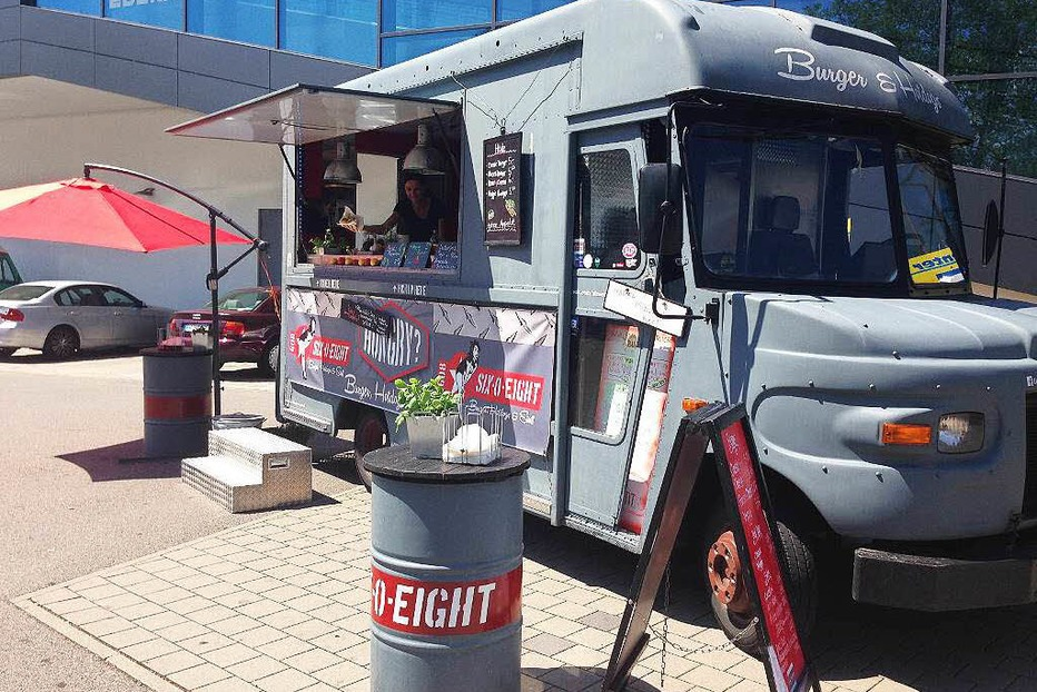 Six-O-Eight Foodtruck - Freiburg
