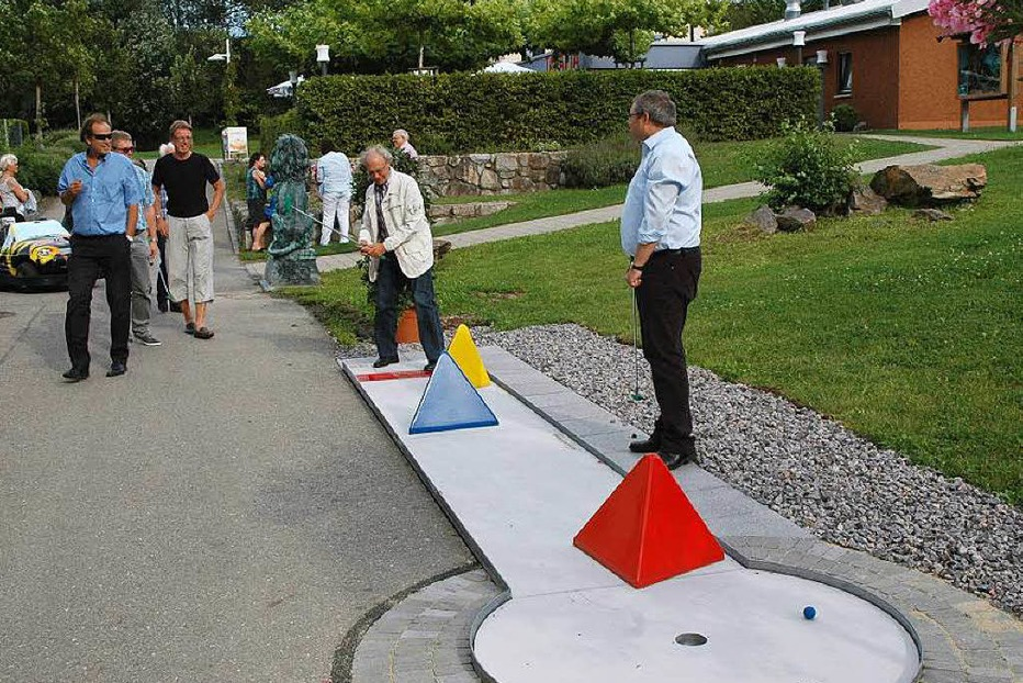 Minigolfanlage - Bad Säckingen