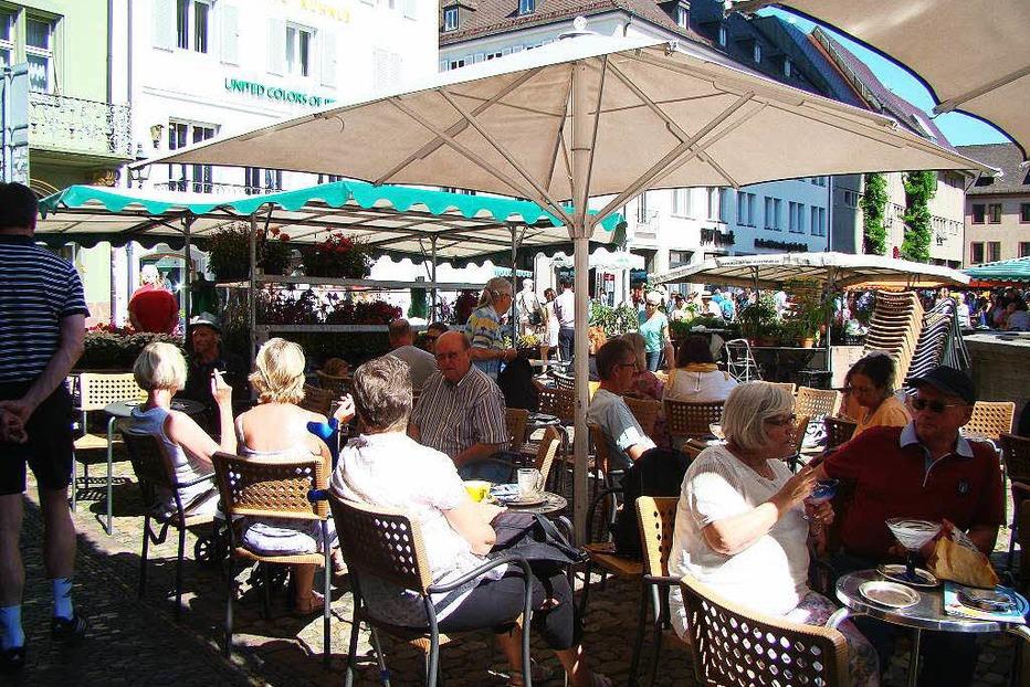 Eis-Cafe-Lazzarin - Freiburg