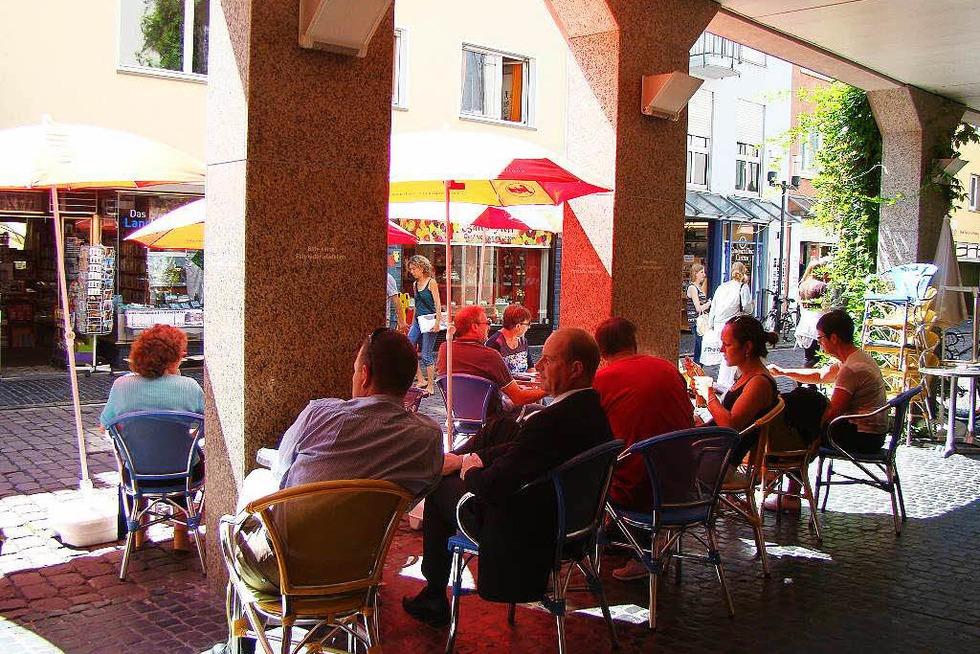 Eiscafé Venezia - Freiburg