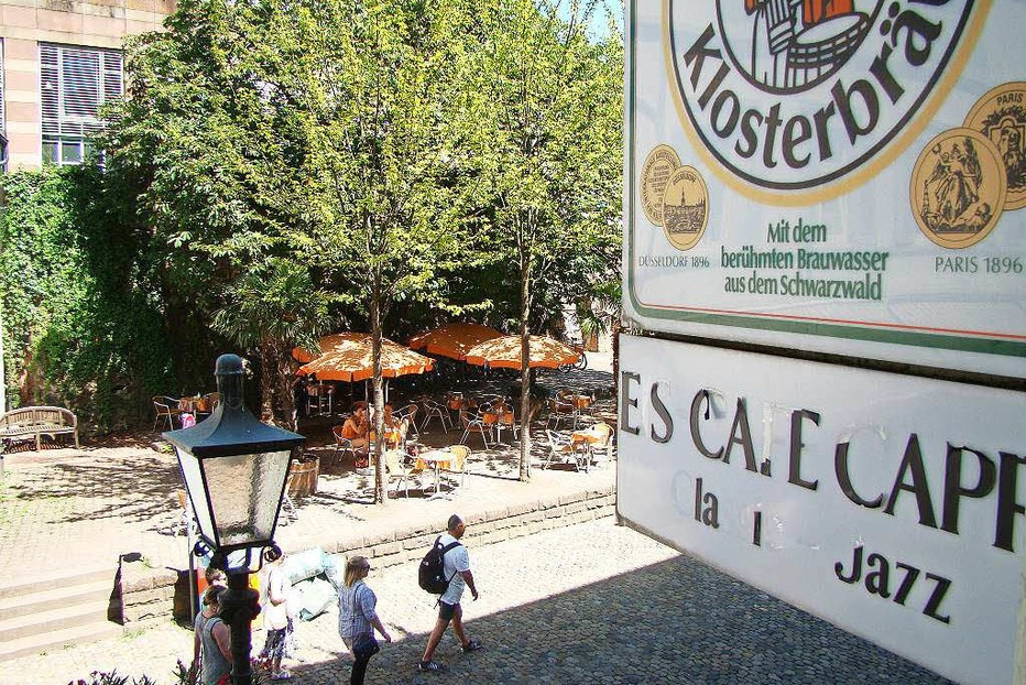 Café Capri - Freiburg