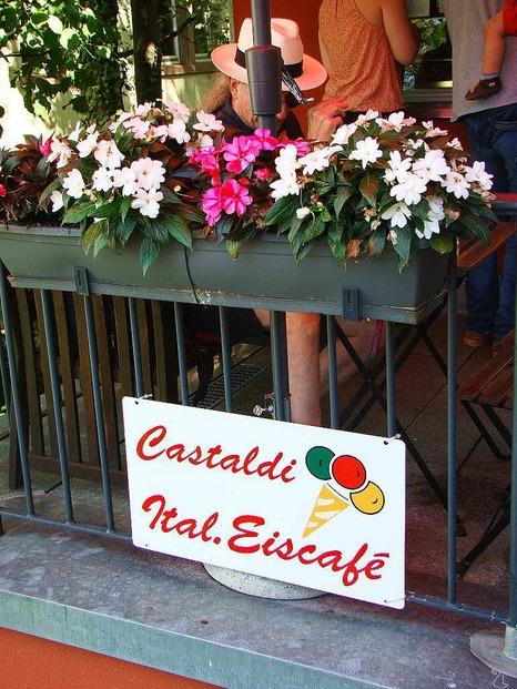 Eiscaf� Castaldi - Freiburg