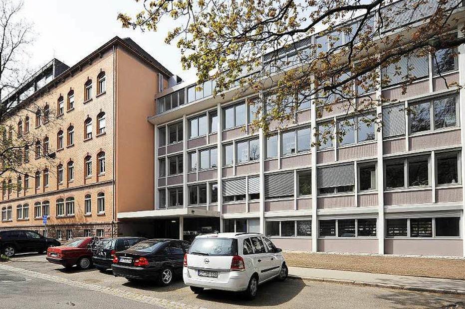 Landesamt für Geologie (Regierungspräsidium) - Freiburg