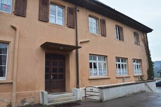 Alte Schule Warmbach