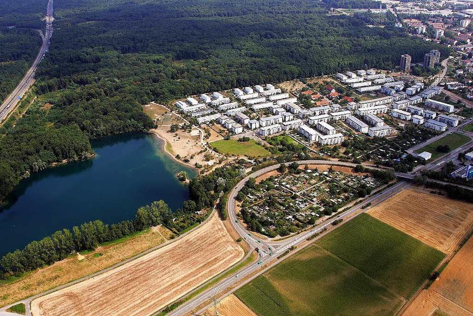 Burgerwaldsee - Offenburg