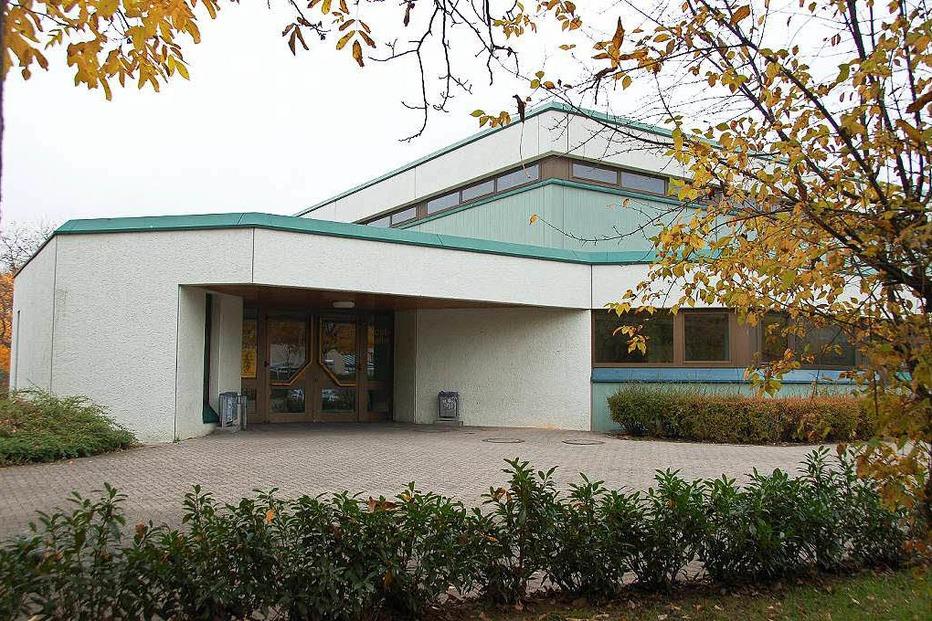 Kirchberghalle - Ehrenkirchen