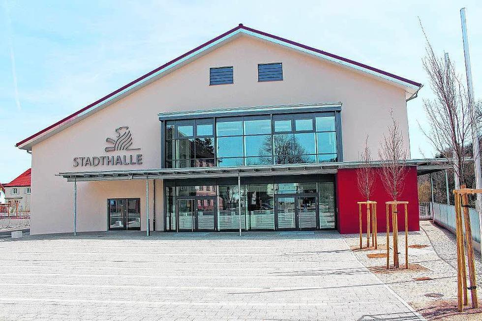Stadthalle - Bräunlingen