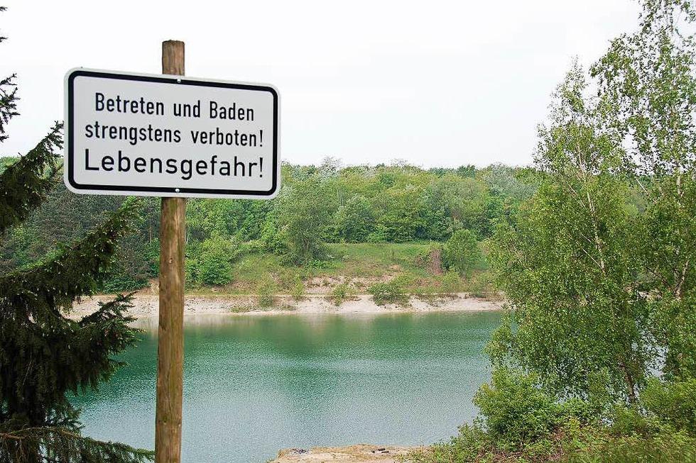 Baggersee Zienken - Neuenburg am Rhein