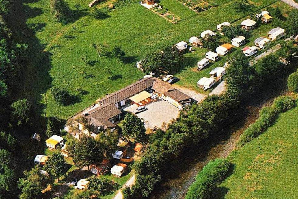 Campingplatz Wiesengrund (Mambach) - Zell im Wiesental