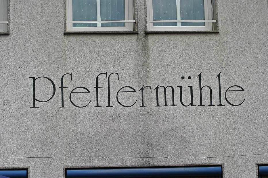 Gasthaus Pfeffermühle - Waldkirch