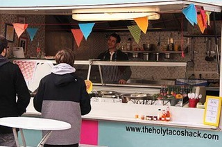 The Holy Taco Shack Food Truck