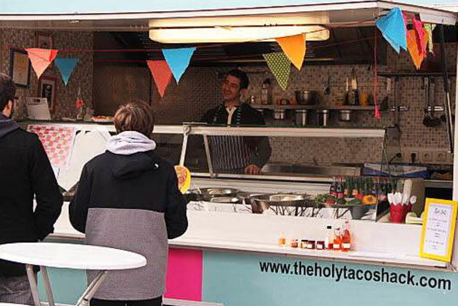 The Holy Taco Shack Food Truck - Freiburg