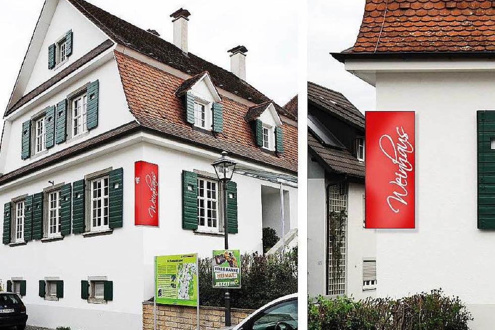 Weinhaus der Winzergenossenschaft - Merdingen