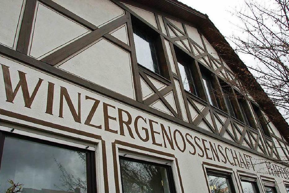 Winzergenossenschaft - Pfaffenweiler