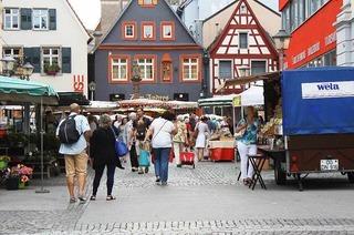 Wochenmarkt Offenburg