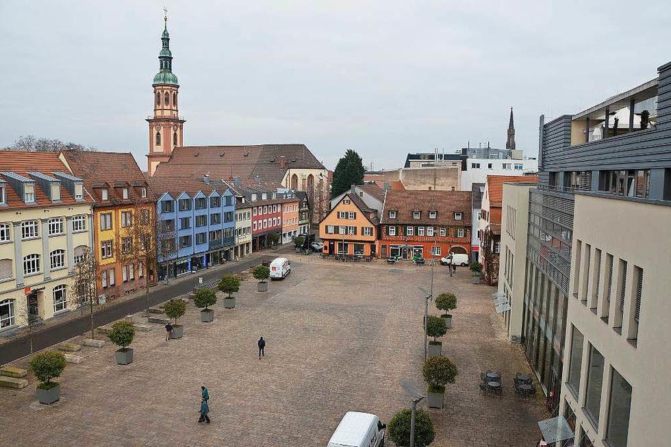 Marktplatz - Offenburg