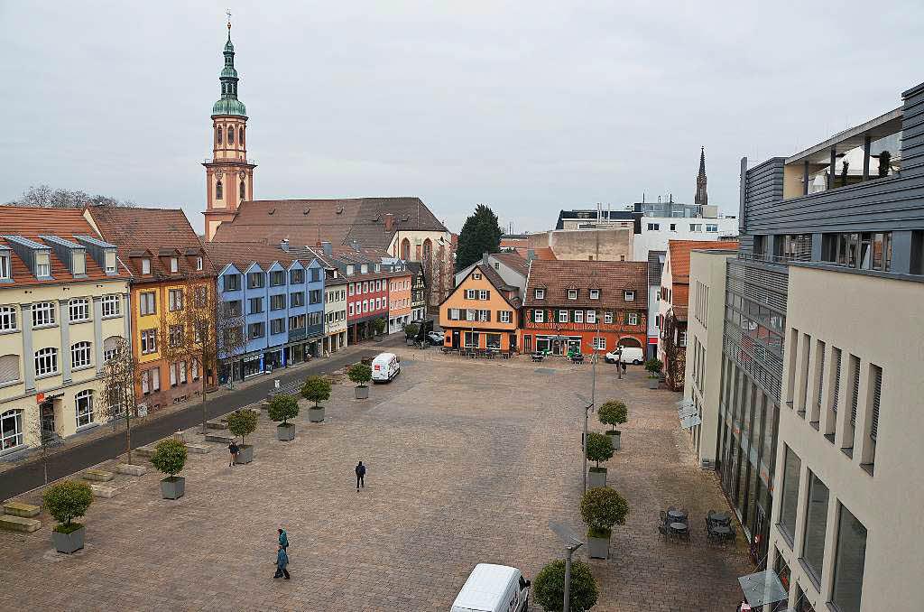 marktplatz offenburg badische zeitung ticket. Black Bedroom Furniture Sets. Home Design Ideas