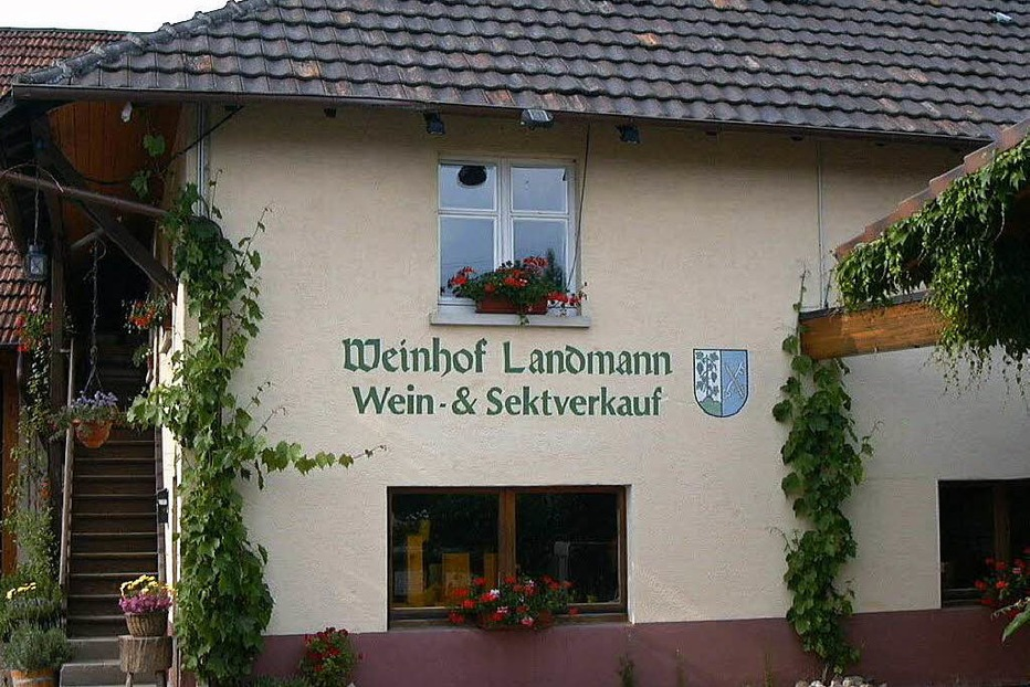 Weingut Landmann (Waltershofen) - Freiburg