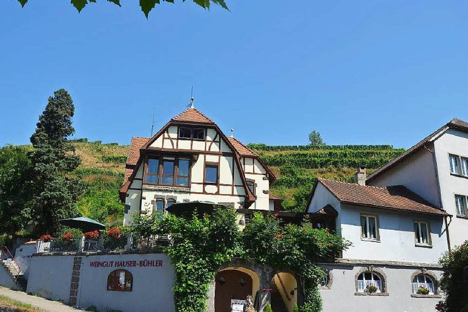 Weingut Hauser-B�hler - Vogtsburg-Bickensohl