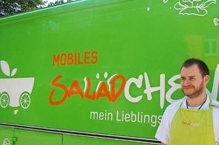 Mobiles Salädchen