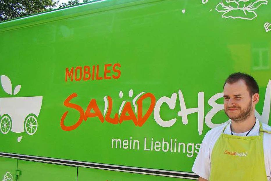 Mobiles Salädchen - Freiburg