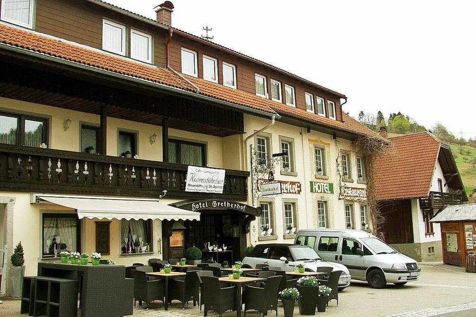 Café-Landgasthof Rosenstübchen (Neuenweg) - Kleines Wiesental
