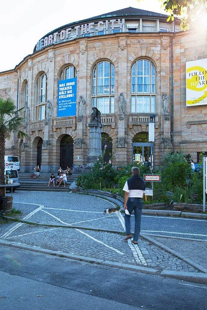Theater Freiburg - Freiburg