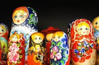 Troika - Russische Spezialitäten