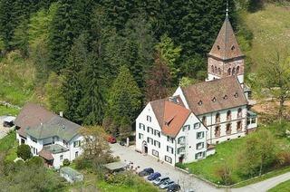 Kloster Weitenau - Fachklinik f�r Suchthilfe