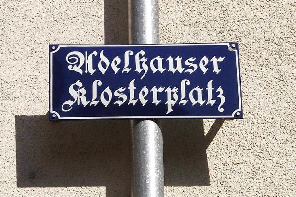 Adelhauser Klosterplatz - Freiburg
