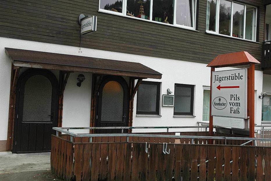 Gasthaus Jägerstüble - Todtmoos