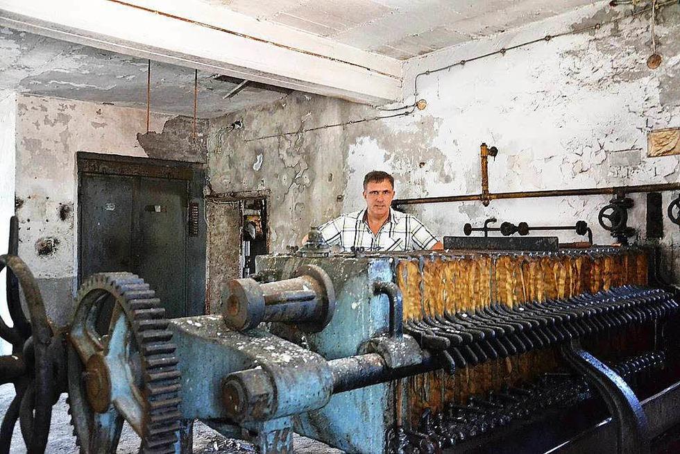 Alte Ölfabrik Lahr - Lahr