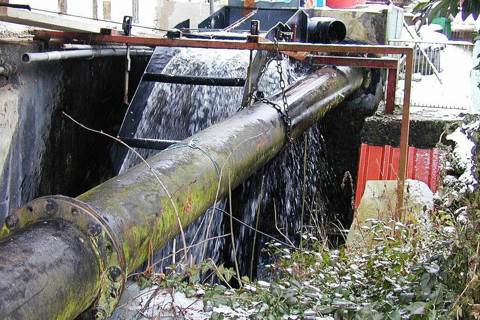 Alte Ölmühle - Badenweiler