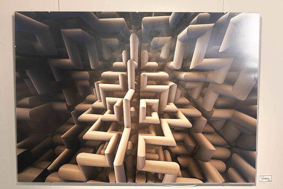 Kunsthalle Brombach (ehem. Sch�pflinareal) - L�rrach