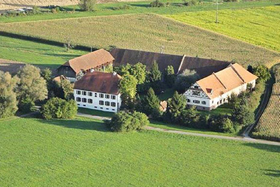 Ottenweier Hof (Schutterzell) - Neuried