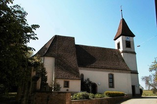 Ev. Jacobuskirche Dattingen