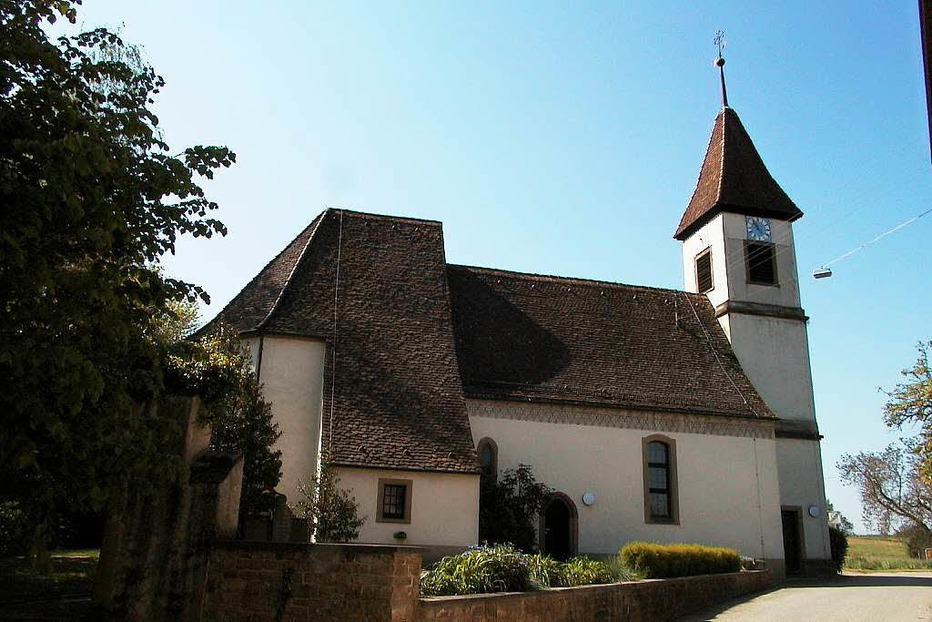 Ev. Jacobuskirche Dattingen - M�llheim