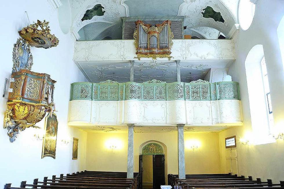 Nonnengruft (Kirche St. Ursula) - Freiburg